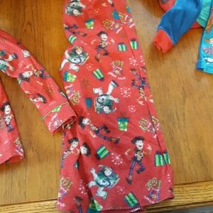 Pajamas - Bundle of 3t pajamas